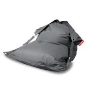 Fatboy Buggle-Up Outdoor -säkkituoli, harmaa - grey