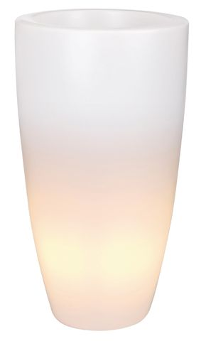 Elho Pure Soft LED Light -valoruukku, 2 kokoa: 40*70 cm ja 50*90 cm